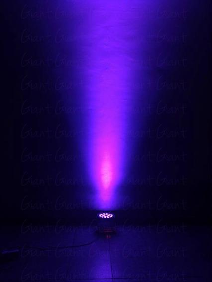 20 Refletor Luz Negra Uv 18w Neon Party Led Bivolt Balada
