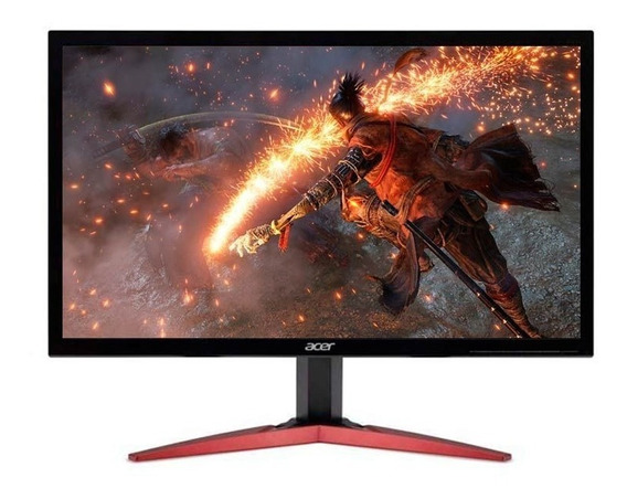 Monitor Gamer Acer 24 Led 144hz 1ms Fhd Hdmi/dp Preto Kg241q
