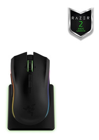 Mouse Gamer Razer Mamba Wireless 5g Laser 16000 Dpi