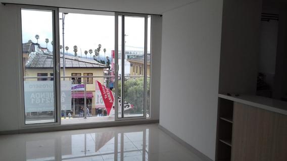 Se Alquila Apartamento En Av Santander