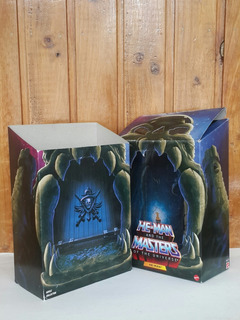 Caja De He-man And The Master Of The Universe Mattel