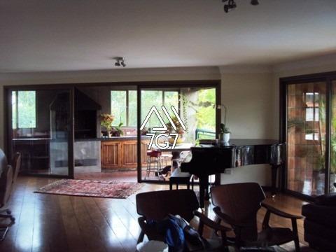 Apartamento Para Venda Real Parque - Ap04989 - 32243924