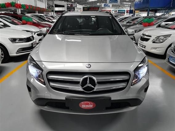 Mercedes Benz Gla 200 1.6 Cgi Style 16v Turbo Flex 4p Automá