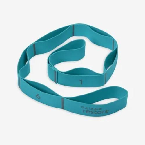 Imagen 1 de 2 de Banda De Resistencia Restore Strap Gaiam Fitness Yoga