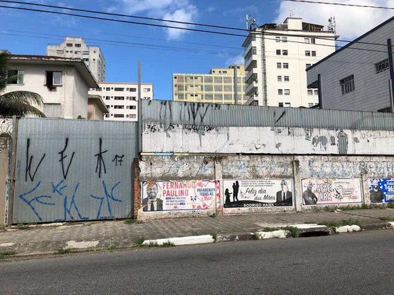 Terreno, Centro, São Vicente - R$ 1.8 Mi, Cod: 54744758 - V54744758