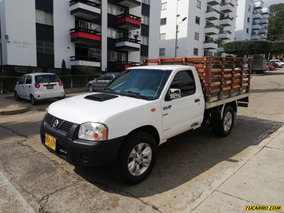 Nissan Frontier Np300 4x2 Tdi 2500cc Dh Fe
