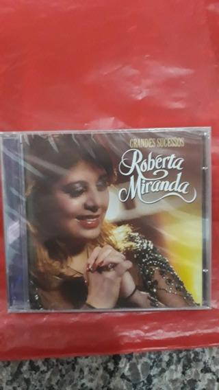 Cd Novo, Roberta Miranda (grandes Sucessos)