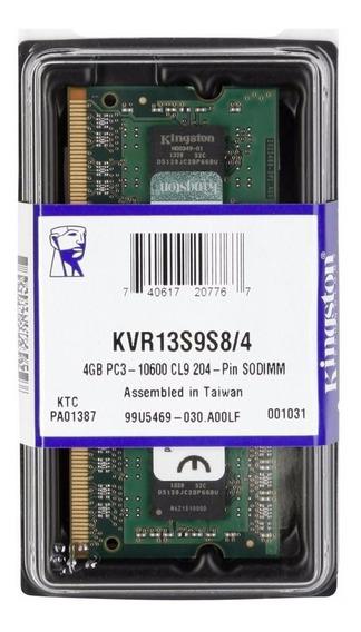 Memoria 4 Gb Ddr3 Pc 1333 (10600) Para Notebook 4gb M43