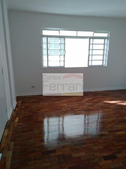 Apartamento Amplo Com Quintal No Bairro Da Água Fria !!! - Cf22581