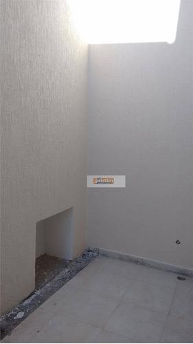 Sobrado Residencial À Venda, Jardim Stella, Santo André. - So1221