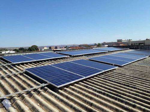 Imagem 1 de 2 de Projeto E Homologação De Sistemas Fotovoltaicos