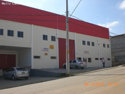 Galpão Para Locação Em Santana De Parnaíba - 1000291