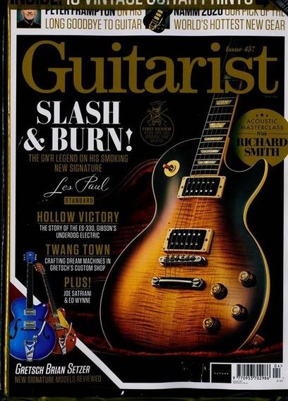 Guitarist Revista - Guitarras Elétricas Acusticas E Baixos