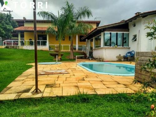 Chácara Em Condomínio À Venda Em Araçoiaba Da Serra - Ch00217 - 67814681