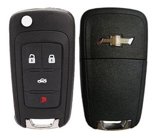 Carcasa Llave Chevrolet Equinox 10-16 4 Botones Envio Expres