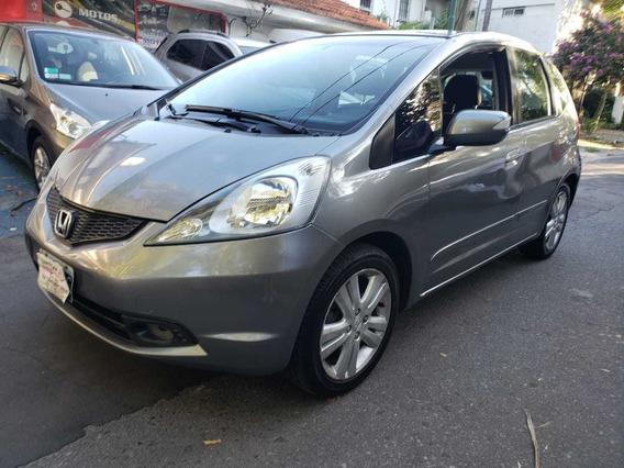 Honda Fit 1.5 Ex Mt, Anticipo Mas Cuotas, Financio, Permuto