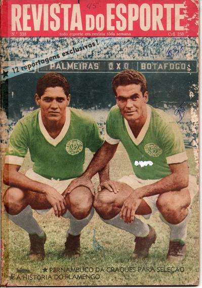 Revista Do Esporte Nº 338 - 28.08.65 - Pôster Vasco Da Gama
