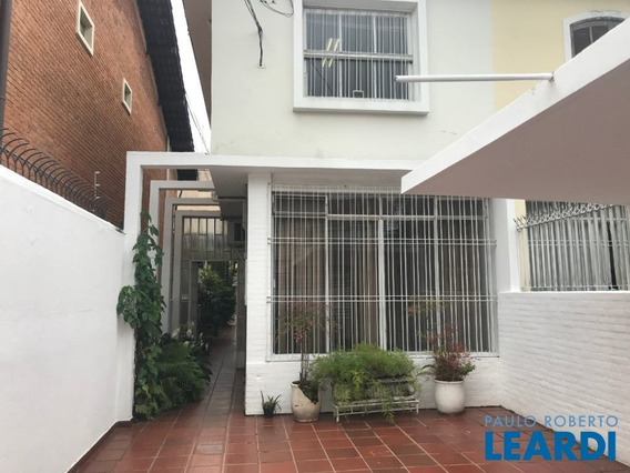Casa Assobradada - Brooklin - Sp - 587623