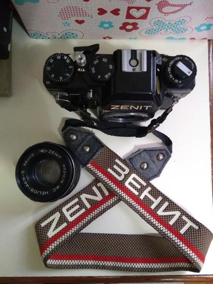 Câmera Zenit 12xp 35 Mm
