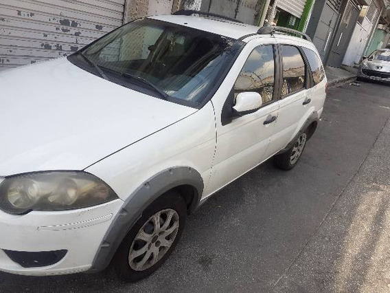 Fiat Palio Weekend 2013 1.6 16v Trekking Flex 5p