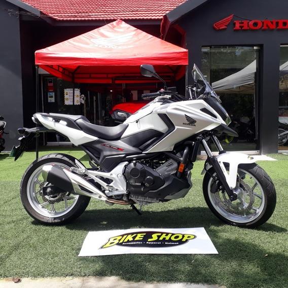 Honda Nc750 Mecanica 2017