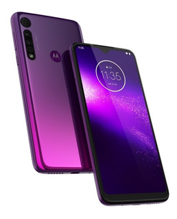 Motorola One Macro 6.2¨64/4gb Triple Cámara 4000mah Cover Co