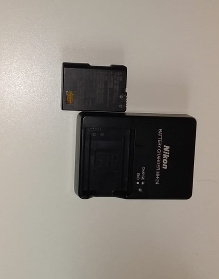 Camera Digital Nikon D5100 + Alca + Carregador + Bateria