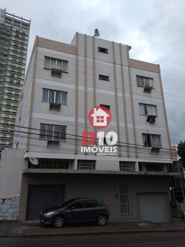 Apartamento Com 3 Dormitórios À Venda - Comerciário - Criciúma/sc - Ap0669