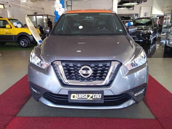 Nissan Kicks Sv Cvt 1.6 16v Flex 5p Aut