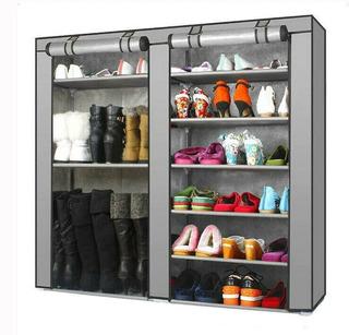 Botinero Organizador De Botas Zapatos 9 Niveles 26 Pares