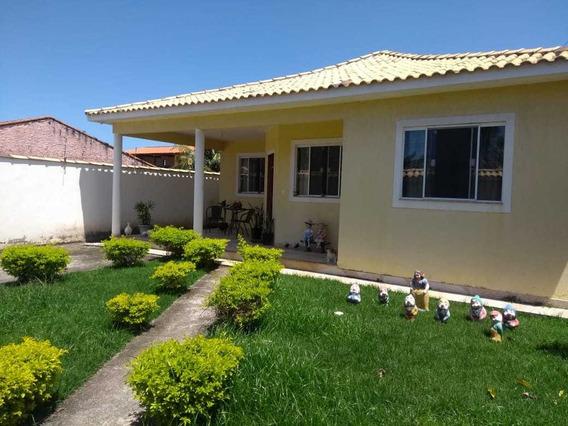 Casa Em Itaipuaçu 4 Quartos, Piscina E Churrasqueira. 607