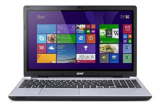 Acer Aspire V3-572p-326t Plata Multitouch Impecable