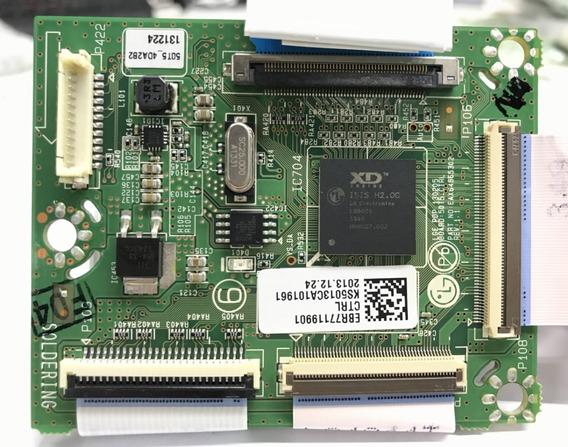 Placa Tcon Lg Ebr77119901 Ctrl
