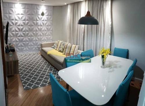 Imagem 1 de 16 de Sobrado Com 3 Dormitórios À Venda, 110 M² Por R$ 475.000,00 - Vila Suissa - Mogi Das Cruzes/sp - So2249
