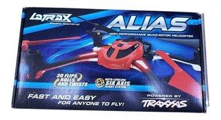 Latrax Alias Drone #6608 Rtf 2.4 Ghz