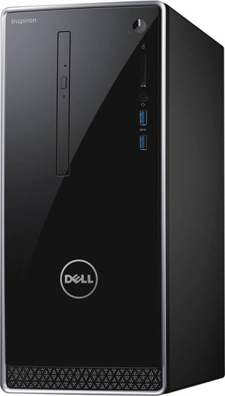 Computador Dell Desktop - Intel I5 7ª Ger - 12gb - Hd 1tb