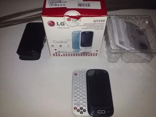 Celular Lg Gt350 Messenger Cookie