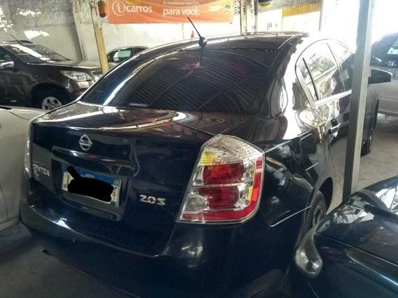 Nissan Sentra 2.0 S Automatico Sem Entrada + 48x Sem Debitos