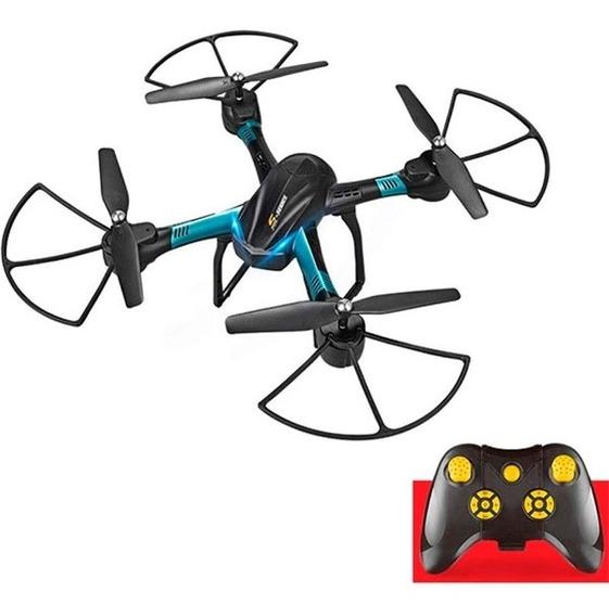 Drone Infantil Adulto Quadricopeto Potente Resistente S11t