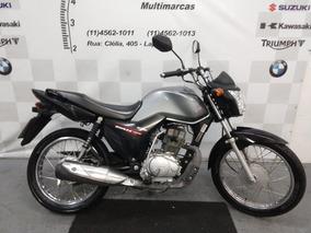 Honda Cg 125 Fan I 2016 Otimo Estado Aceito Moto
