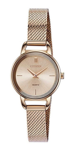 Imagen 1 de 5 de Reloj Cuarzo Mod Ez7003-51x Mujer Citizen