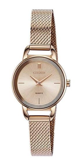 Reloj Cuarzo Mod Ez7003-51x Mujer Citizen