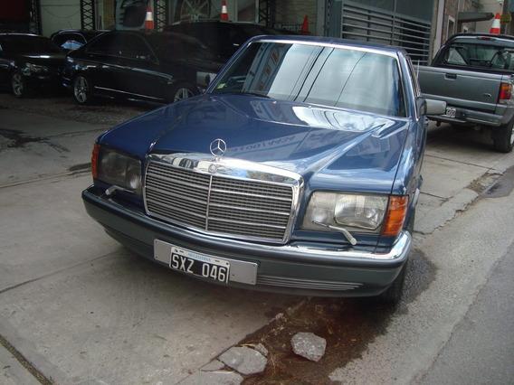 Mercedes-benz 300 Sel 88