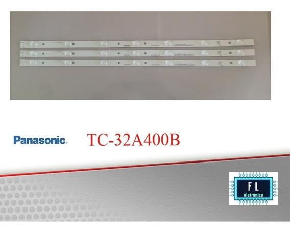 Kit De Led Tv Panasonic Tc32a400b; Tc32d400b