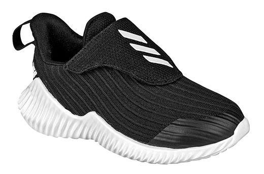 Tenis adidas Fortarun Ac L Negro Tallas De #11 A #15 Bebes