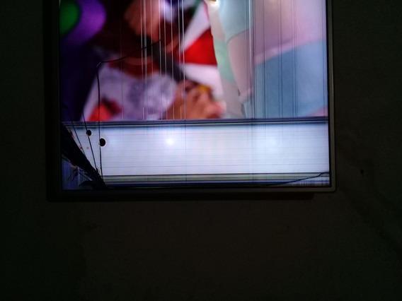 Tv LG 47lb5800. Display Quebrado