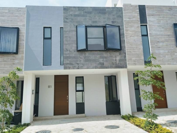 Casa En Renta Avenida Quintas Del Bosque, Centinela I