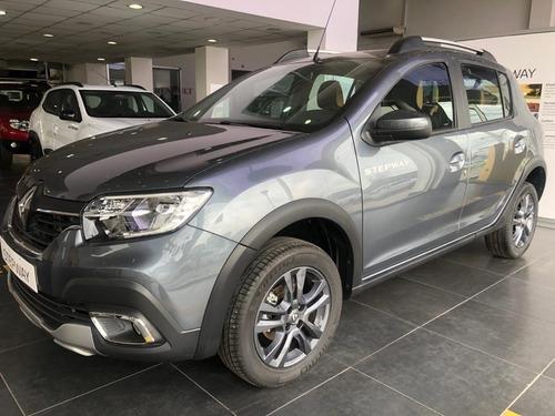 Renault Sandero Stepway Zen 1.6 Entrega Asegurada$470.000 Fc