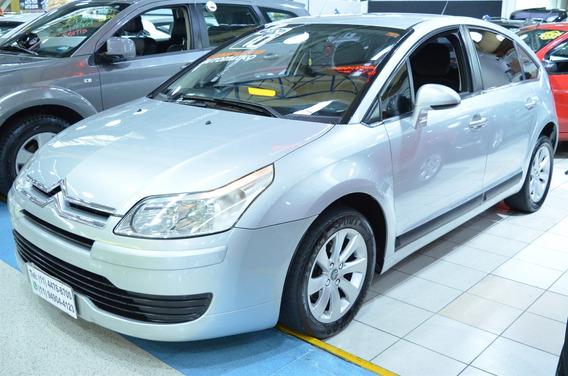 Citroën C4 2.0 Glx 16v Flex 4p Automático - 2010