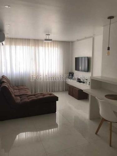 Imagem 1 de 15 de Excelente Apartamento No Engenho Novo - Caap20464